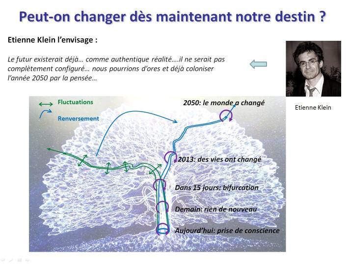 Une conférence sur la nature de la réalité  La synchronicité: un pont entre l'âme et la science Slide14